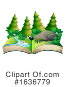 Reading Clipart #1636779 by Graphics RF
