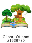 Reading Clipart #1636780 by Graphics RF