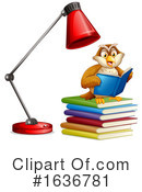 Reading Clipart #1636781 by Graphics RF