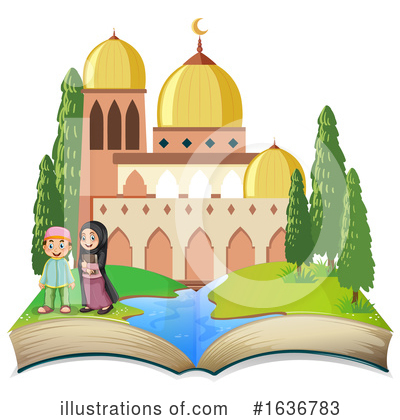 Mosque Clipart #1636783 by Graphics RF