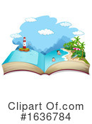 Reading Clipart #1636784 by Graphics RF