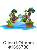 Reading Clipart #1636786 by Graphics RF