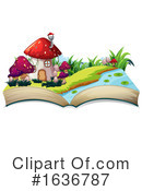Reading Clipart #1636787 by Graphics RF