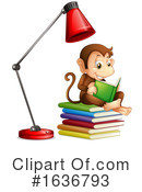 Reading Clipart #1636793 by Graphics RF