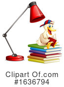 Reading Clipart #1636794 by Graphics RF