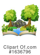 Reading Clipart #1636796 by Graphics RF