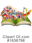 Reading Clipart #1636798 by Graphics RF