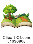 Reading Clipart #1636800 by Graphics RF