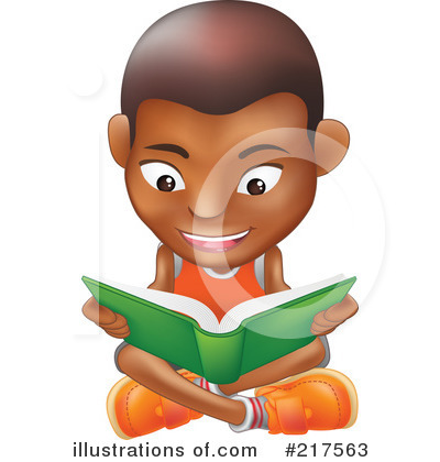 Book Clipart #217563 by AtStockIllustration