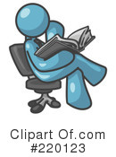 Reading Clipart #220123