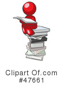 Reading Clipart #47661