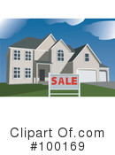 Real Estate Clipart #100169 by mayawizard101