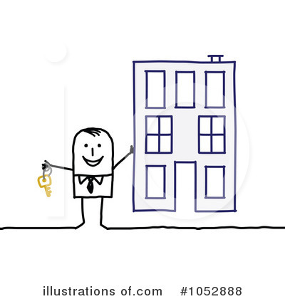 Real Estate Clipart #1052888 by NL shop