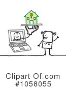 Real Estate Clipart #1058055 by NL shop
