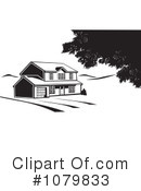 Royalty-Free (RF) Real Estate Clipart Illustration #1079833