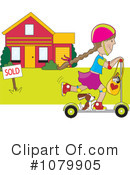 Royalty-Free (RF) Real Estate Clipart Illustration #1079905