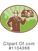 Real Estate Clipart #1104368