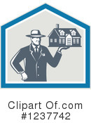 Real Estate Clipart #1237742