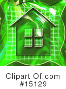 Royalty-Free (RF) Real Estate Clipart Illustration #15129