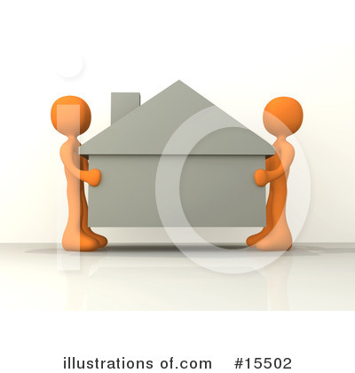 Home Insurance Clipart #15502 by 3poD