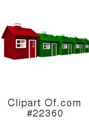 Real Estate Clipart #22360 by KJ Pargeter