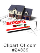 Real Estate Clipart #24839 by KJ Pargeter
