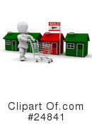 Real Estate Clipart #24841 by KJ Pargeter