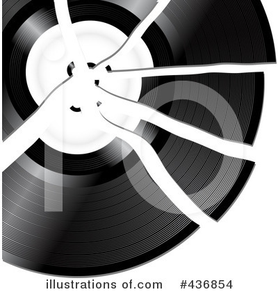 Vinyl Records Clipart #436854 by elaineitalia