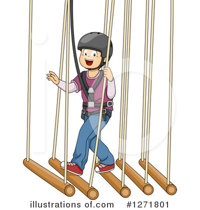 Obstacle Course Clipart #1271801 by BNP Design Studio