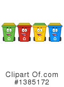 Recycle Bin Clipart #1385172