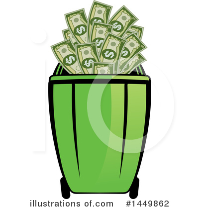 Finance Clipart #1449862 by Lal Perera