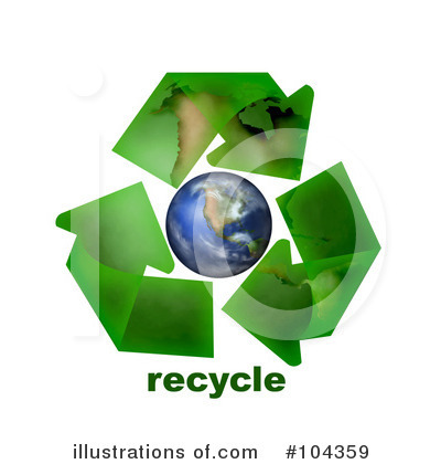 Recycle Clipart #104359 by BNP Design Studio