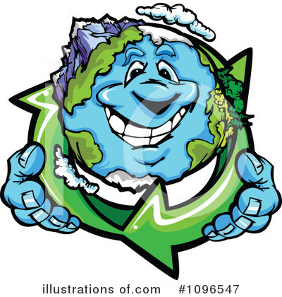 Earth Clipart #1096547 by Chromaco