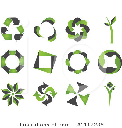Wind Turbine Clipart #1117235 by Andrei Marincas