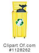 Recycle Clipart #1128262 by Graphics RF