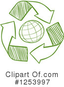 Recycle Clipart #1253997 by Graphics RF