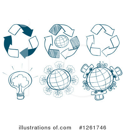 Green Energy Clipart #1261746 by Graphics RF