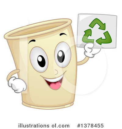 Recycling Clipart #1378455 by BNP Design Studio