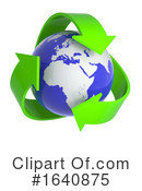 Recycle Clipart #1640875 by Steve Young