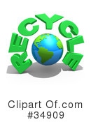 Recycle Clipart #34909 by 3poD