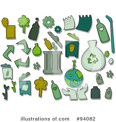 Recycling Clipart #94082 by BNP Design Studio