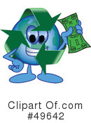 Recycle Mascot Clipart #49642 by Toons4Biz