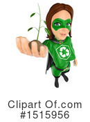 Recycle Super Hero Clipart #1515956