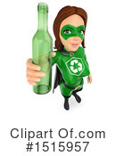 Recycle Super Hero Clipart #1515957 by Texelart
