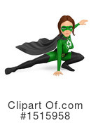 Recycle Super Hero Clipart #1515958 by Texelart