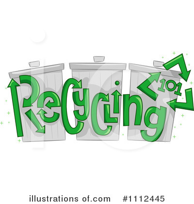 Recycling Clipart #1112445 by BNP Design Studio