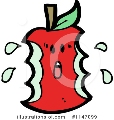 Red Apples Clipart #1147099 by lineartestpilot