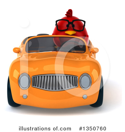 Red Bird Clipart #1350760 by Julos