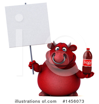 Red Bull Clipart #1456073 by Julos