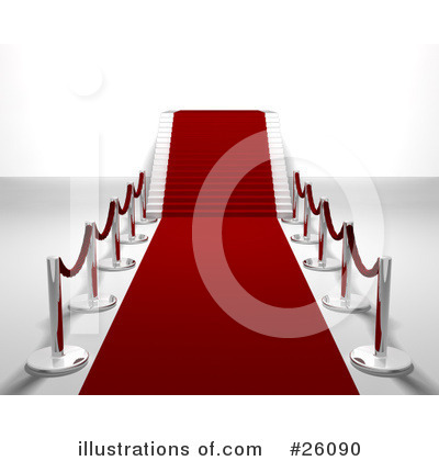 Red Carpet Clipart #26090 by